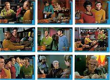 Star Trek Deep Space 9 Profiles Trials & Tribbile-ations 9 Card Set