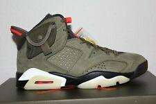 Nike Air Jordan 6 Travis Scott Cactus Jack | mit Rechnung von Nike in Gr. 41