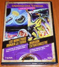 INVASION EXTRATERRESTRE / LOS MONSTRUOS INVADEN LA TIERRA - Godzilla y otros-Pr