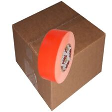 "Pro Duct 139 Fluorescent Orange Duct Tape 2"" x 60 yard Roll (24 Roll/Case)"