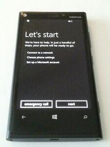 Nokia Lumia 920 32 GB Black AT&T Wireless LTE Windows Smartphone
