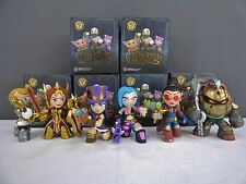 Mystery Minis League of Legends Lot of 6 Leona Lux Jinx Vayne Nautilus Caitlyn