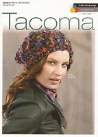 Schachenmayr Ladies Hat Super Chunky Knitting Pattern Leaflet S8606 #14D154