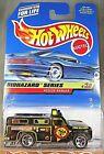 1998 Vintage Hot Wheels #720 Biohazard Series 4/4 RESCUE RANGER Black w/5 Spokes