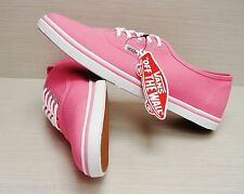 Vans Authentic Lo Pro Strawberry Pink True White VN-0XRNGY7 Womens Size  10