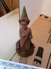 Tom Clark Gnome School Marm Ed# 48 With Coa