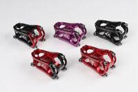KRSEC 31.8*50mm Short Stem Aluminum Alloy Bike Stem MTB Road Bike Handlebar Stem