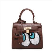 Hot women big eyes 13 colors cartoon handbag single shoulder bags tote shopping