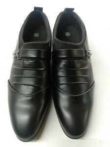 Mens Shoes Casual luxury leather shoes UK size 9.5 . EUR 43 wedding shoes men