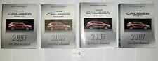 2007 CALIBER COMPLETE OEM DEALERSHIP SHOP SERVICE REPAIR MANUAL SET SE SXT R/T