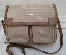 AUTHENTIQUE sac à main  PIERRE CARDIN  Evolution BEG vintage bag