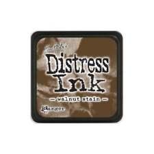 Tim Holtz - Mini Distress Ink Pad - Walnut Stain - Brown