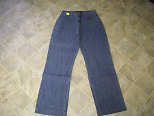 RIVETED by LEE Flared ONE Pocket Cotton Jeans 28X29 Women's 6 M  #1092