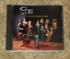 GE Smith And The Saturday Night Live Band SNL Get A Little Music CD 1992 Liberty