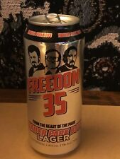 RARE! TRAILER PARK BOYS Freedom 35 Canada Beer Can Limited! Ricky Bubbles Julian