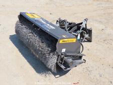 2019 Sweepster Paladin 22072Ph-0022 Hyd Sweeper Skid Steer Attachment bidadoo