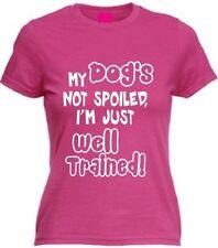 Waist Length Funny T-Shirts for Women
