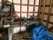Southbend lathe with attachments