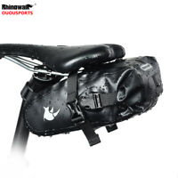 Cycling Bicycle Rear Seat Bag Pannier Waterproof MTB Bike Saddle Pouch Tail Bag