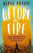 Before the Fire, Butler, Sarah, New Book