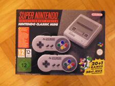 SNES mini Nintendo Classic Mini: Super Nintendo Entertainment System, neu