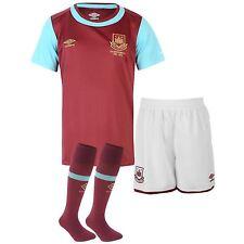 Umbro Home Memorabilia Football Full Kits