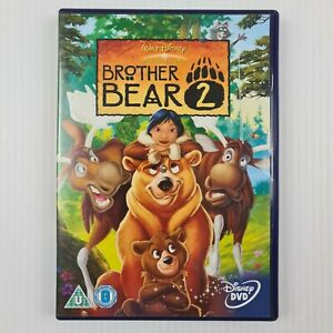 Walt Disney Brother Bear 2 DVD - Region 2 (UK/Europe) - TRACKED POSTAGE