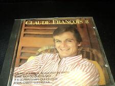 """CD """"CLAUDE FRANCOIS, VOLUME 8 - UN PEU D'AMOUR, BEAUCOUP DE HAINE"""""""