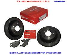 Brembo MAX 2xBremsscheiben 266mm+Bremsbeläge-VA-PEUGEOT 206,305 II,306,405, div