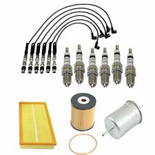Tune Up Kit VW Golf Jetta 99-02 VR6 Wires Filters AFP