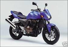 KAWASAKI TOUCH UP PAINT 2004 Z750 ORIENTAL BLUE .