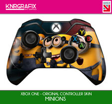KNR6618 PREMIUM XBOX ONE CONTROLLER SKIN MINIONS