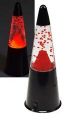 LED Dekoleuchte Volcano 31cm mit Leuchtmittel Deko Lampe Tisch Tischlampe Vulcan