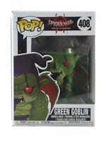 Funko Pop Green Goblin Spider-Man Into The Spider-Verse Vinyl Figure #408 Marvel