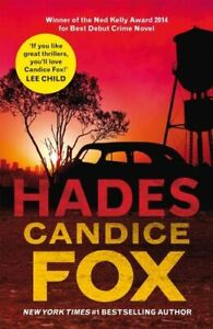 NEW Hades By Candice Fox Paperback Free Shipping