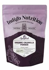 BIO Chlorella Pulver - 500g - Indigo Herbs