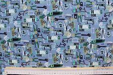 Baumwolle Jersey Druck, Little Darling Heimwerker, S&W Stoffe, Stretch, 150 cm