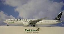 Hogan Wings 1:200 Airbus A330-300  EVA Air Star Alliance + Herpa Wings Katalog