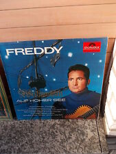 Freddy: Weihnachten auf hoher See, eine Schallplatte