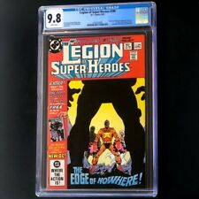 Legion of Super Heroes #298 (DC 1983) 💥 CGC 9.8 WHITE 💥 1st App Amethyst Comic
