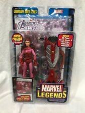 Marvel Legends SCARLET WITCH LEGENDARY RIDER SERIES NIB WITH COMIC BOOK