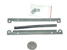 Vtg Rockola Juke-Box Modèle 454 Avant Haut Verre Nombre 454 Support & Boulon