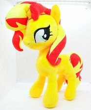 "My Little Pony Sunset Shimmer Plush High Quality Brand New Condition 12"" inch"