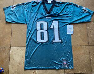 Philadelphia Eagles Terrell Owens #81 Reebok NFL Jersey Men's M-New With Tag