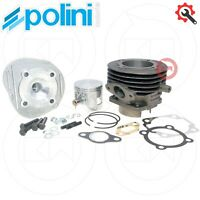 KIT POLINI 102cc GRUPPO TERMICO CILINDRO D.55 PER VESPA PK 50 S XL RUSH HP