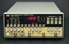 HP Keysight 8116A 50 MHz Pulse / Function Generator w/Opt.001