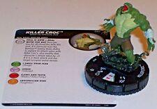 KILLER CROC #047 The Joker's Wild DC HeroClix Rare