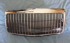 NICE Original Factory 95-97 Town Car CHROME Grille Insert Emblem & Nameplate