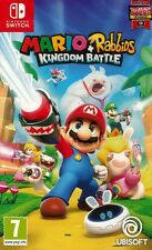 Mario + Rabbids Kingdom Battle Nintendo Switch Game BRAND NEW SEALED PAL