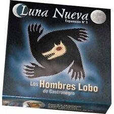 LUNA NUEVA - EXPANSIÓN LOS HOMBRES LOBO DE CASTRONEGRO - JUEGO DE CARTAS FAROLEO